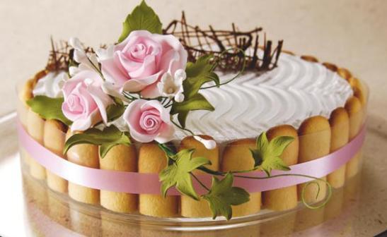 Примеры фото тортов Я взял с форума Монте-Кристо.